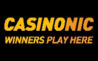 Casinonic サイト